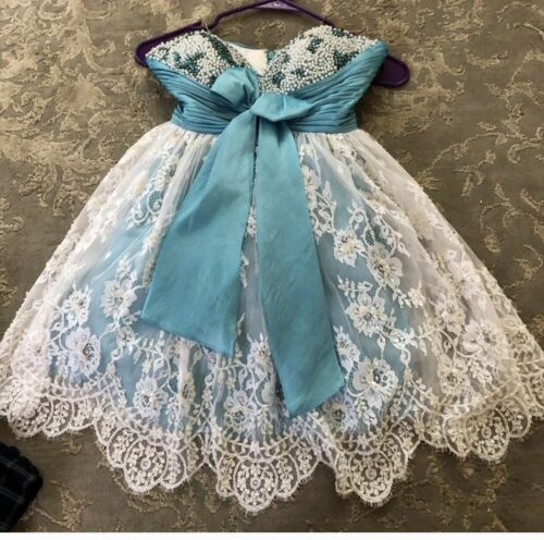 used junior party dress