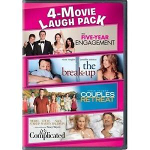 5 Year Engagement Break Up It S Complicated Couple S Retreat Dvd New 25192337215 Ebay