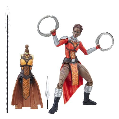 Marvel Black Panther Legends Series Nakia 6-inch