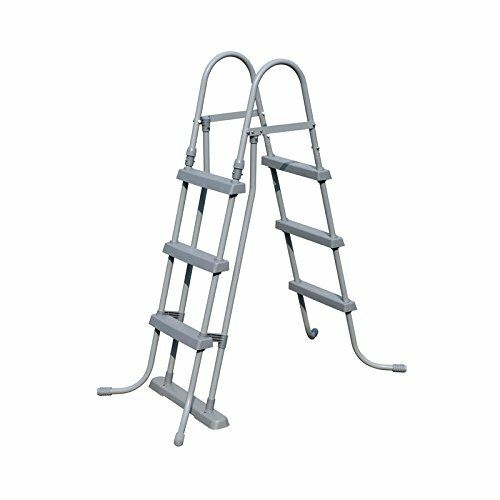 Bestway Swimming Pool Deluxe Pro Set, Pump Ladder Steel Frame 12ft x 39