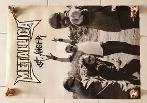 Metallica-St-Anger-Original-poster-for-Sale