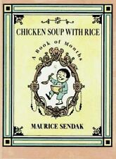 Trophy Picture Bks.: Chicken Soup with Rice : A Book of Months by Maurice Sendak (1991, Paperback)