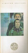 Simon & Garfunkel Bridge over Troubled Water GOLD CD Mastersound SBM Longbox
