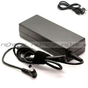Sony-Vaio-Vpc-Ej1afx-B-Ersatz-19-5v-4-7a-Adapter-Stromversorgung-Neu