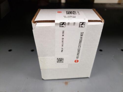 New Sun Hydraulics YFI  Hydraulic X-port Valve Body Manifold
