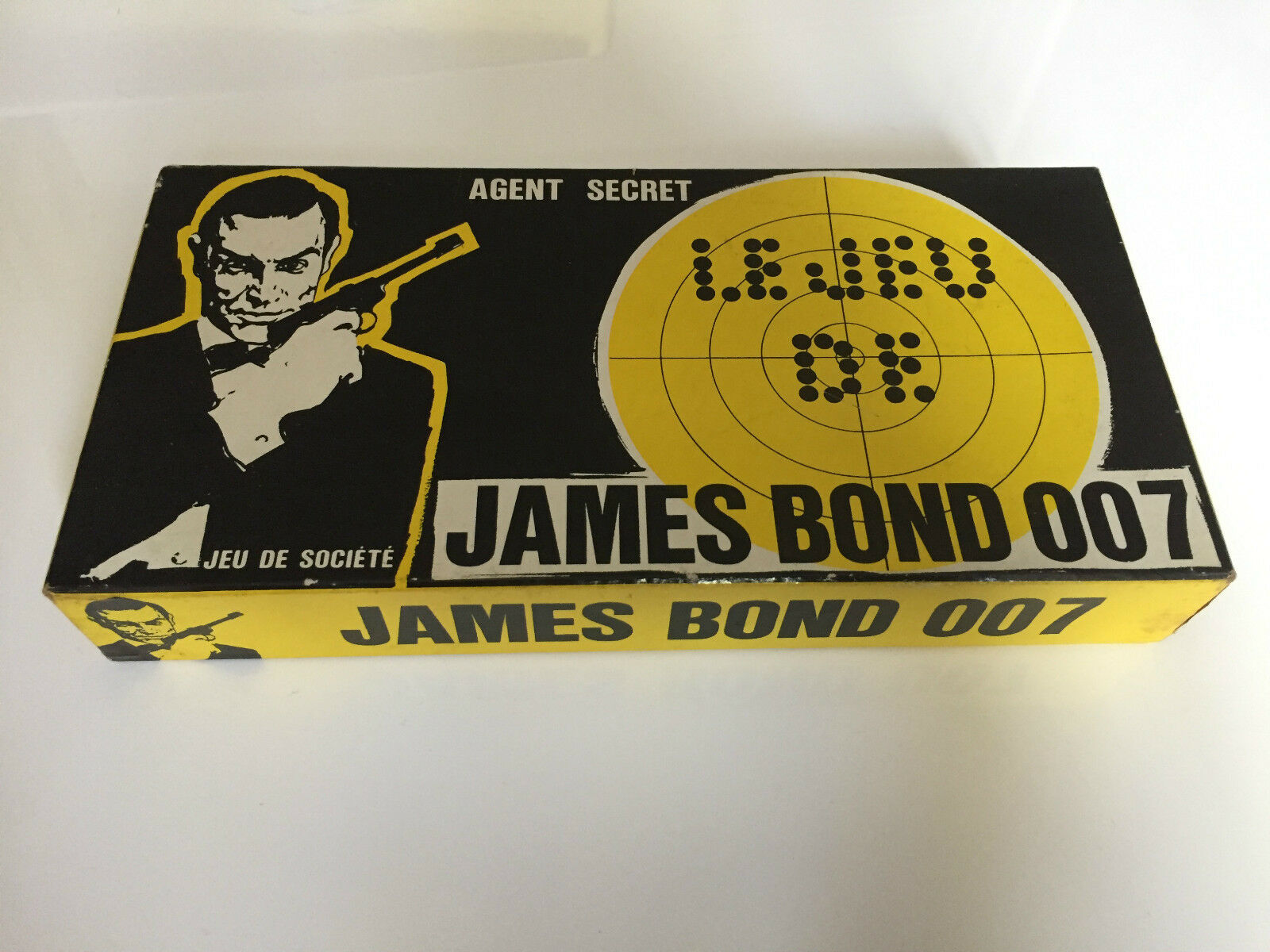 Jeu de société (board game) James Bond 007 - complet, état neuf