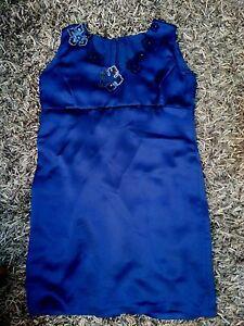 Lotto-149-vestito-vestitino-abito-donna-BLU-TG-XL