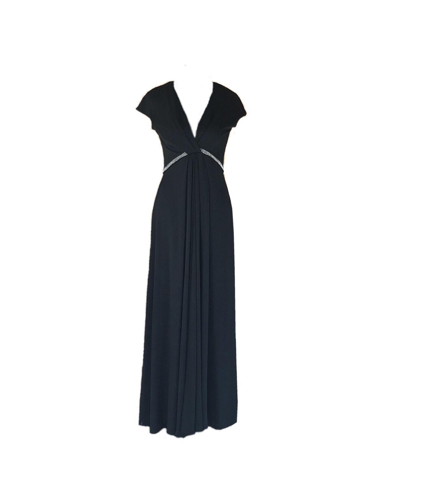 Vintage Luis Estevez Dress Eva Gabor Look Label B… - image 1