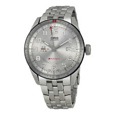 Oris Artix GT Audi Sport Automatic Silver Dial Stainless Steel Mens Watch