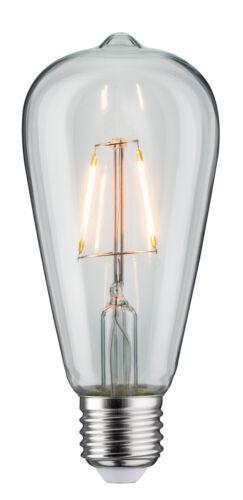 Paulmann LED Rustika ST64 2,5W E27 230V Klar 1800K