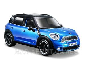 Mini Countryman 1 24 Scale Diecast Car Model Die Cast Cars Models