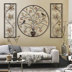 Carved-Tree-Of-Life-Wall-Hanging-Wooden-Sculpture-Ornament-Home-Office-Art-Decor
