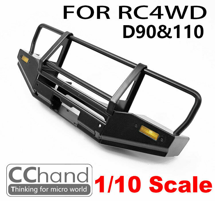 Cc Mano KS Parachoques delantero Para 1 10 RC4WD D90 & D110 (sin Cabrestante)
