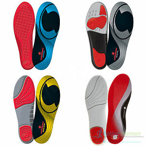 Sorbothane-SINGLE-DOUBLE-FULL-amp-PRO-STRIKE-Sports-Insoles-Shock-Stopper-Orthotic