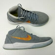quality design 15e2b 14bab item 1 Nike Mens Kobe AD Basketball Shoes Sz 9.5 Chrome Habanero Gray 922482 -005 Laced -Nike Mens Kobe AD Basketball Shoes Sz 9.5 Chrome Habanero Gray  ...