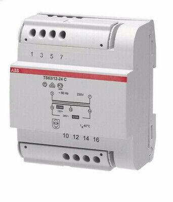 ABB M429287 Trasformatore Modulare TS63//12-24C  63VA 12-24V