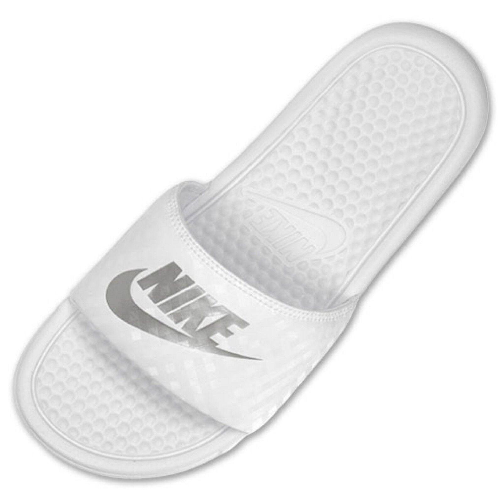 Nike Benassi JDI Swoosh Slide Sandals
