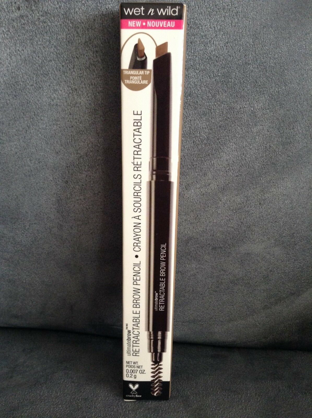Wet N Wild Ultimate Brow Retractable 625a Taupe Ebay