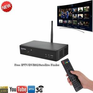 V5 Plus IPTV Satellite TV Receiver D/HD DVB-S2/S compliant,support