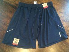 NWT Men's REEBOK Navy Basketball Lounge Athletic Shorts Size 3XL XXXL