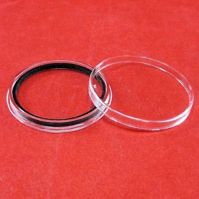 5 Air-Tite X43mm Ring Coin Holder Capsules for Coins Less Than 3.96mm Thick