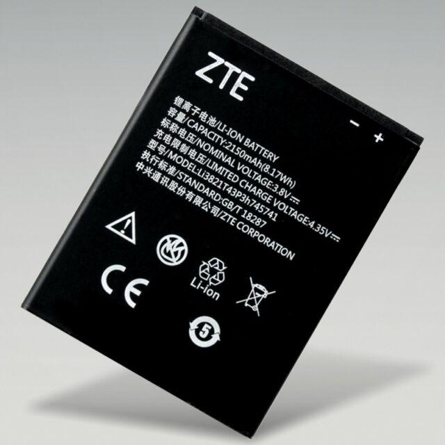 ORIGINAL ZTE Akku Li3821T43P3h745741 Accu ~ für ZTE Blade L5 / L5 Plus, ZTE C370
