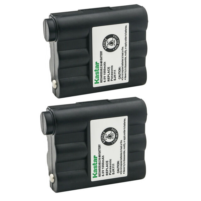 Midland Radio Pair of GXT Rechargeable Batt