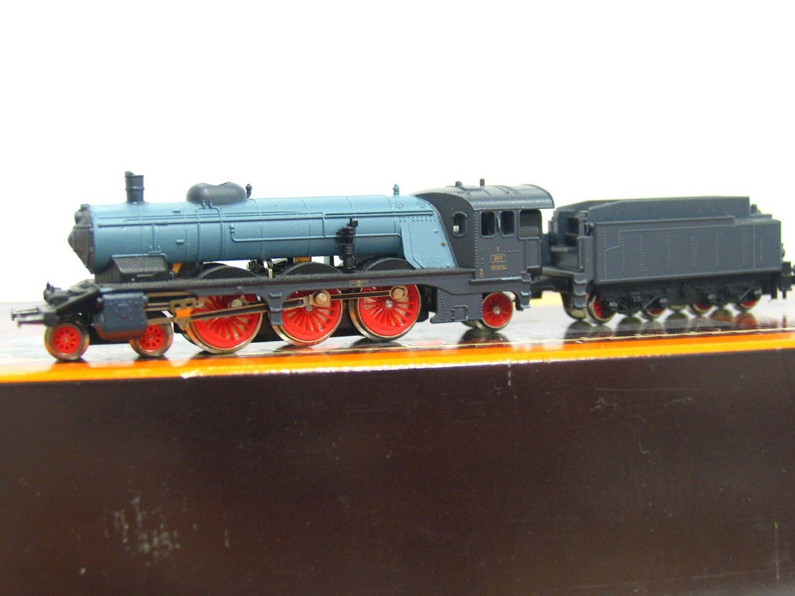 Märklin 88180 Steam Locomotive Class C bluee Wurttemberg sl415