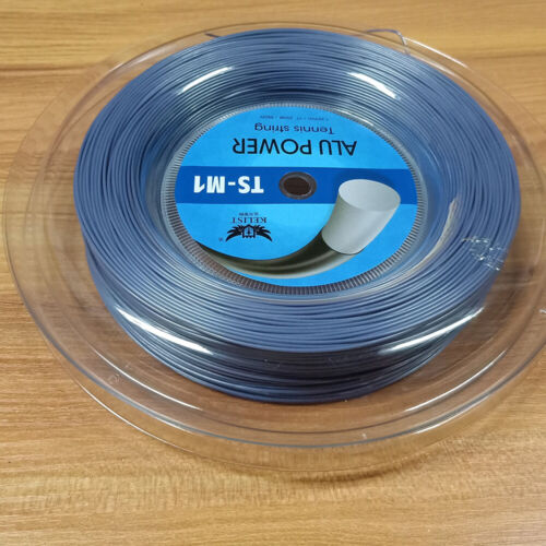 China Manufacturer Outlet High Quality Polyester 1.25mm 200m Tennis String