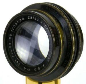 Kodak-Anastigmat-N4-f-6-3-Lens-Bausch-amp-Lomb