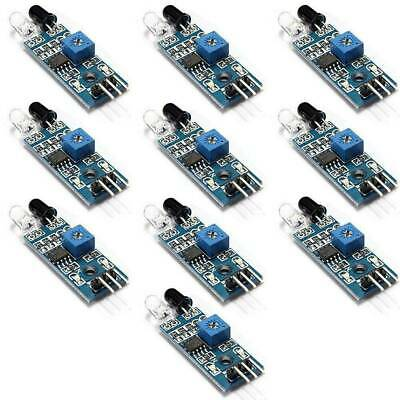 5pcs Reflective IR Infrared Obstacle Avoidance Sensor Module for Arduino Car