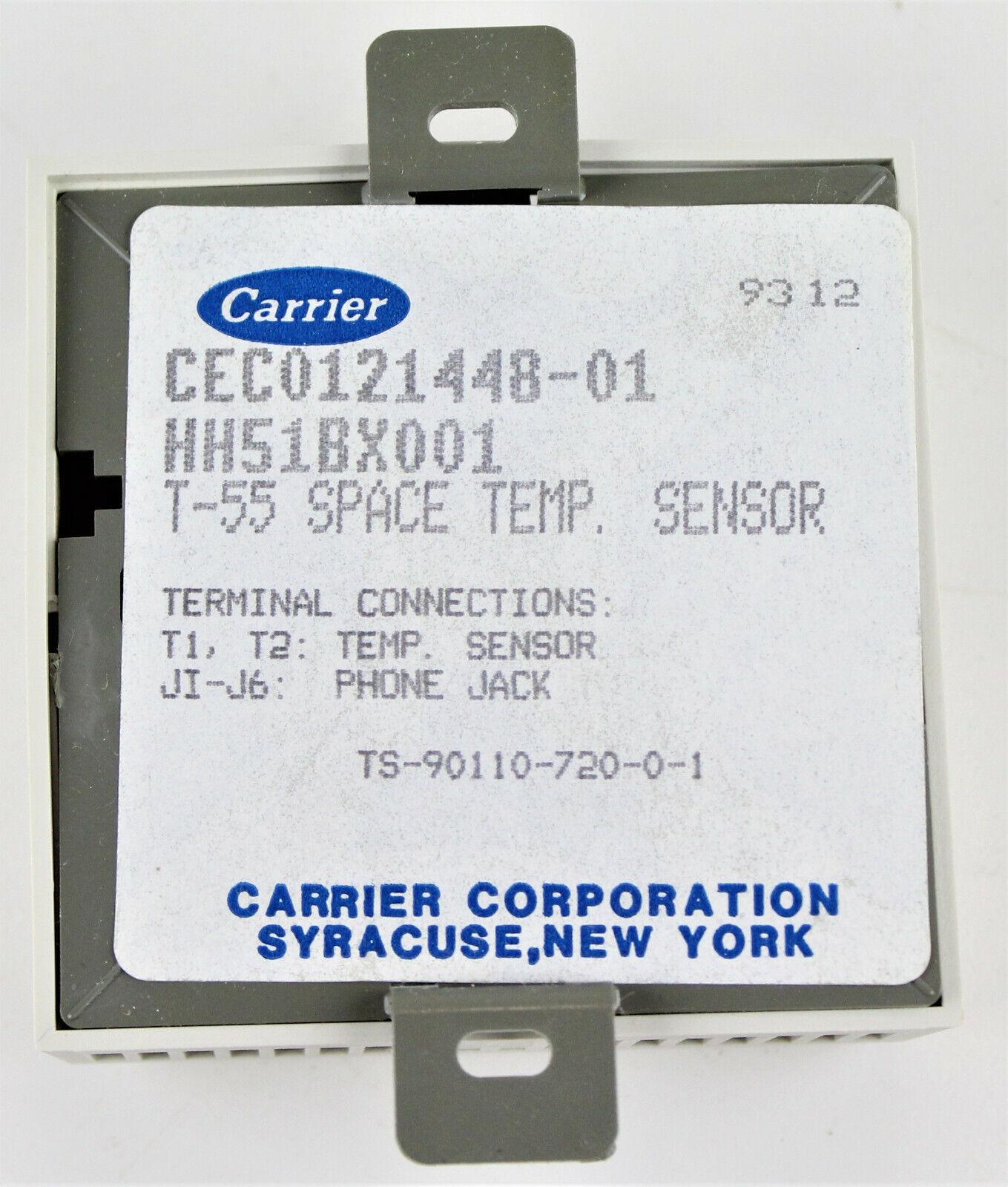 CARRIER CEC0121503-01//HH51BX004 T56 SPACE TEMPERATURE SENSOR