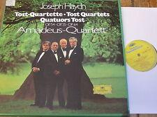 2740 107 Haydn Tost Quartets / Amadeus Quartet 6 LP box