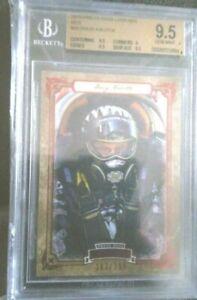 Gem-Mint-DOUG-KALITTA-2010-Press-Pass-Legends-Red-Card-50-BGS-034-9-5-034