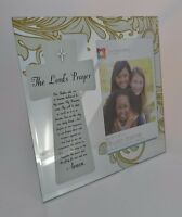 Religious Picture Photo 8 The Lord's Prayer Our Father Lead Us Kingdom 2