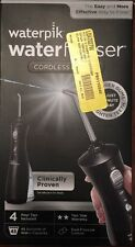 Waterpik Water Flosser WP-462W Cordless Plus Genuine Used WITH TIPS FREE SHIP