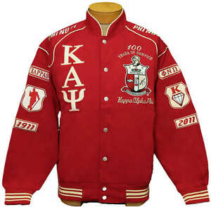 J754 - RED - SEW Kappa Alpha Psi Challenger Jacket with Crest