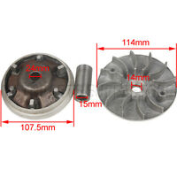 Driving Wheel Gy6 150cc Scooter Moped Atv Quad Go Kart Fan Clutch Taotao