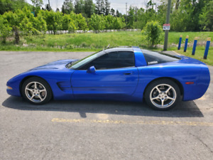 2003 Chevrolet Corvette (50th Anniversary Edition)