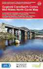 Mid-Wales North Cycle Map 23: Including Lon Mawddach, Montgomery Canal Greenway & Llangollen Canal Greenway by Sustrans (Sheet map, folded, 2014)