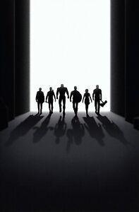 AVENGERS ENDGAME MARVEL TEXTLESS MOVIE POSTER FILM ART A4 A3 A2 A1 PRINT CINEMA
