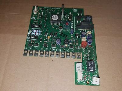 Siedle Platine für MOM 711-0 Monitor Monochrom Schwarz Weiß Monitor Modul