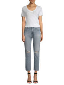 Straight Taglia Jeans 28 Isabelle Crop 4wtTqEdW