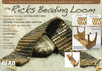 Ricks Beading Loom - Beadsmith, With Illustrated User Guide