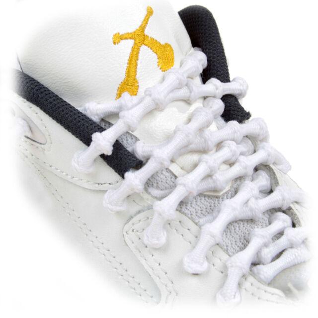 XTENEX-X300 Series PATENTED Adjustable No Tie Elastic Shoe Laces Colors Sizes