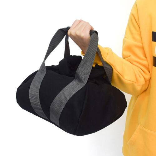 Portable Handle Sandbag Kettle Bell Sand Bag Gym Weight Home Workout
