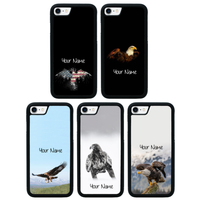 Golden Eagle Personalised Name Case for iPhone 5 5s SE 6 ... Iphone 5 6 7 8 X Xr Xr Max 5s 6s 7s 8s Prices