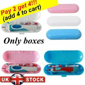 Camping Protective Box For Oral-B Storage Holder Electric Toothbrush Case