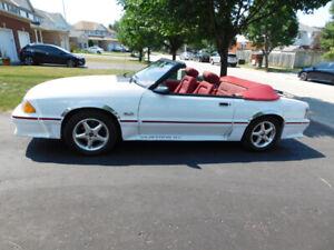 1987 5.0 Mustang GT Convertible