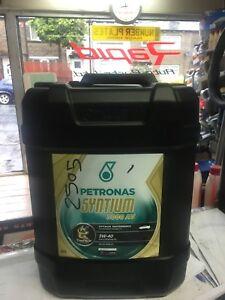 Petronas-Syntium-3000-AV-Fully-synthetic-Engine-Motor-Oil-SAE-5W-40-20L-ACEA-C3